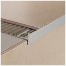 Profilis laiptams SAR / anoduotas aliuminis /