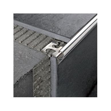 Profilis laiptams SGI / ner. plienas /