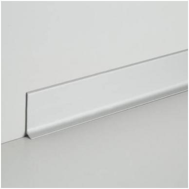 Grindjuostė / matinė anoduoto aliuminio / 60mm