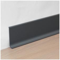 Grindjuostė / antracito matinė aliuminio / 60mm