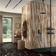 Didelių matmenų plytelė Calacatta Copper 120x278