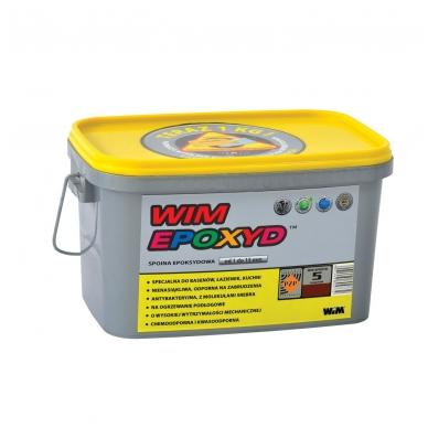Epoksidinis plytelių siūlių glaistas WIM, 2kg