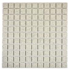 Mozaika Knopf Salt 25x25 mm