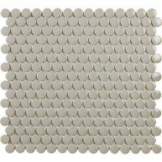 Mozaika Grey Glossy Penny