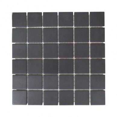 Mozaika Architektur Black 4.7x4.7 2