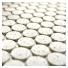 Mozaika Knopf Salt d19mm