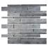 Mozaika Brick Schiefer Black