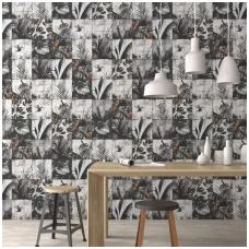 Plytelės Charcoal Nature Patchwork 20x20