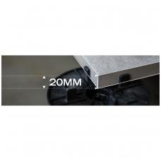 2 cm storio plytelės Urban Grey 60x60