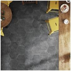 Plytelės Urban Hexagon Dark 29,2x25,4