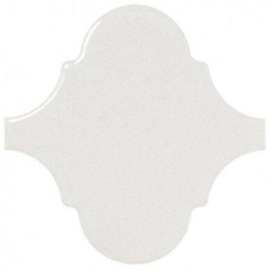 Plytelės Alhambra White 12x12 2