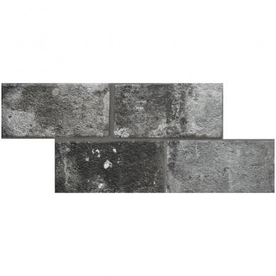 Plytelės London Charcoal 13x25cm 2