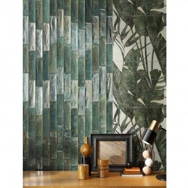 Plytelės Noho Emerald Brick 6x25 2