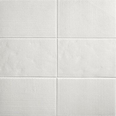 Plytelės Raw White 14,8x22,5 2