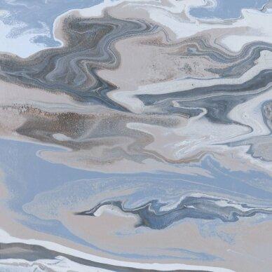 Plytelės Ebru Blue 66x66 3