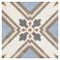 Plytelės Art Nouveau Turin Color 20x20