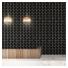 Plytelės Fuggo_01 Black 10x60