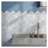 Plytelės Splendours Grey 7,5x15