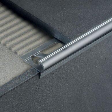 Profilis laiptams SGA / anoduotas aliuminis /